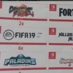 ドラゴンボールファイターズが任天堂スイッチに登場か!?E3リークと思われる画像が話題に。