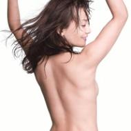 華原朋美、セクシーバックヌード! 20周年ブックで丸裸に[画像あり] アイドルファンマスター