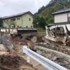 台風19号の災害現場を視察