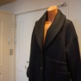 『B DONNA (ビドンナ)ドロストデザインニットコート』の画像