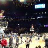 『ニューヨーク旅行記8 【NBA現地観戦】ペイサーズVSネッツ@バークレイズ・センター(前半編)』の画像