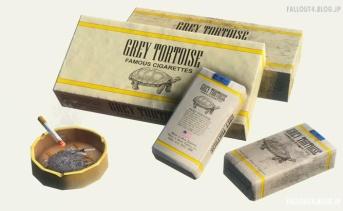 Grey Tortoise Cigarettes Redux