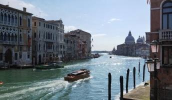 【水の都】イタリアのヴェネツィアに行ったときの画像貼る