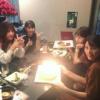 小林香菜の誕生日を秋元才加 近野莉菜 松原夏海がお祝い