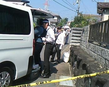 【京田辺市三山木事件】女性が背中を数箇所さされる 犯人を逮捕(画像あり)