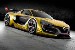 ルノースポール、「R.S.01」発表…NISMO製500hpエンジンは GT-R 譲り