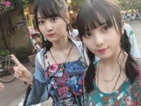 【朗報】与田と美月が仲良しで乃木坂46の未来が明るすぎるwwwww(画像あり)