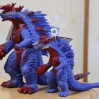 『ウルトラ怪獣シリーズ 103 閻魔獣ザイゴーグ レビューらしきもの』の画像