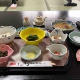 『【北海道ひとり旅】照月旅館 朝食『秋のさんまは一本焼き』』の画像