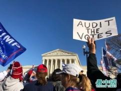 米国連邦裁判所「大統領選の選挙結果の認証を禁止する」