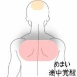 『めまい・不眠 室蘭登別すのさき鍼灸整骨院 症例報告』の画像