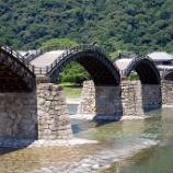 『いつか行きたい日本の名所 錦帯橋』の画像