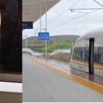 【動画】中国、「高速鉄道は揺れない!」と実験でアピールも、ネット「おかしいなあ」 [海外]