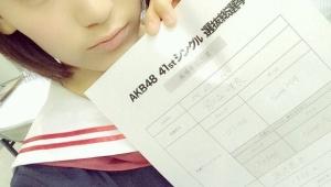 HKT48宮脇咲良,神7入り宣言