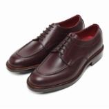 『誂靴 | JOE WORKS JOE-6 エプロンフロントダービー バーガンディー』の画像