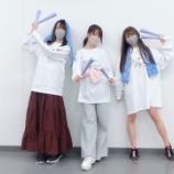 『[イコラブ] 武道館ロングスリーブTシャツの着用画像…』の画像
