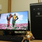 『ドスパラで新筐体のゲーミングPCを手に入れたでござるッ!』の画像