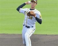 阪神小幡(18) .225(316-71) 1本 14打点 15四球 79三振 OPS.542 二軍成績