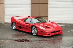 マイク・タイソンの愛車「Ferrari F50」がオークションに…落札予想価格は2.6億円