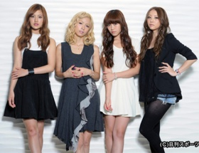E-girls、NHK紅白歌合戦初出場が内定www