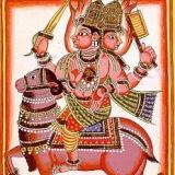 インドの神々かっこよすぎね????