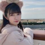『[ノイミー] 河口夏音「見て見て!髪の毛に虹がかかってる…」ツイに、HKT渕上舞さん反応…』の画像
