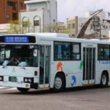 『鹿児島交通 KC-UA460LAN/西工 ②』の画像