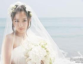 橋本環奈の純白ウエディングドレス姿wwwwwwww