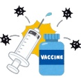 空気を注射し謝罪。「注射器にワクチン入ってなかった。」 もちろんあの国