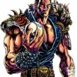 『【野球】北斗の拳 原哲夫描き下ろしイラストで金本監督が筋肉隆々に 阪神タイガースとコラボ』の画像