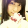 向田茉夏ちゃんがケーキ持ってかわい過ぎるwwwwww