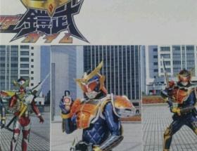 次の仮面ライダー鎧武(ガイム)のデザインが判明wwww