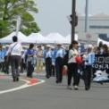 2016年横浜開港記念みなと祭国際仮装行列第64回ザよこはまパレード その112(横浜市立潮田中学校 YOKOHAMA Pacific Winds)