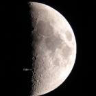『月面名所案内4:月面X・月面V 2019/06/06』の画像