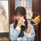 『【乃木坂46】尊い・・・ほろほろ涙が止まらない与田ちゃん・・・』の画像