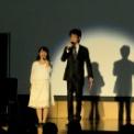 日本大学生物資源学部藤桜祭2014 ミス&ミスターNUBSコンテスト2014の2(司会者の2人)