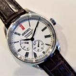 『【Presage】美しい有田焼の時計はいかがでしょうか【SARW049】』の画像