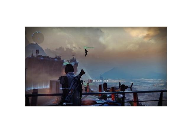 【Destiny】タワーの倉庫の上に上るやり方【デスティニー】