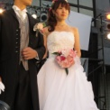 東京大学第63回駒場祭2012 その88(ミス&ミスター東大コンテスト2012・林詩遥子(ウェディング))の2
