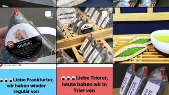 【速報】 ドイツで日本のおにぎりが1個300円で超絶大ブームに 「材料も日本産だと人気が高い」