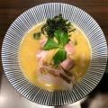 寿製麺 よしかわ@西台 「真鯛白湯そば」