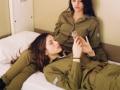 【画像】イスラエルの女兵士、敵に捕まったら確実に・・・