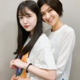 『【乃木坂46】久保ちゃんをバックから抱き締めるって・・・ヤバすぎだろ・・・』の画像