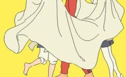 【刀剣乱舞】妖怪お菓子おいてけにつかまった鶯丸【イラスト】
