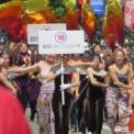 2015年横浜開港記念みなと祭国際仮装行列第63回ザよこはまパレード その49(鶴見バトンスタジオ)