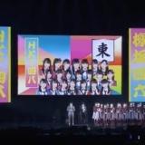 【つぶやきFES】HKT48vs欅坂46、対決パート動画