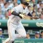阪神高山、出場数増も「まだまだ」定位置奪取へ闘志 105試合 .269 5本 29打点 9盗塁