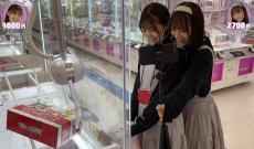 【乃木坂46】柴田柚菜の後ろから北野日奈子…これはやりすぎだろ!!!