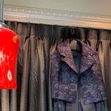 『店頭用コートドレスを製作再始動!』の画像