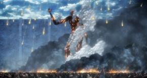 【進撃の巨人】第52話 感想 落ちるだけでこの破壊力【3期】